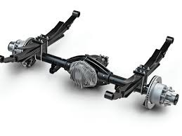 Front/Rear Differential