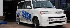Car with Tranco transmission information in Albuquerque NM
