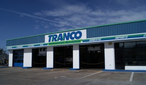 Storefront in Albuquerque New Mexico for Tranco Transmission Specialist