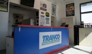 Inside Tranco Transmission in Albuquerque New Mexico